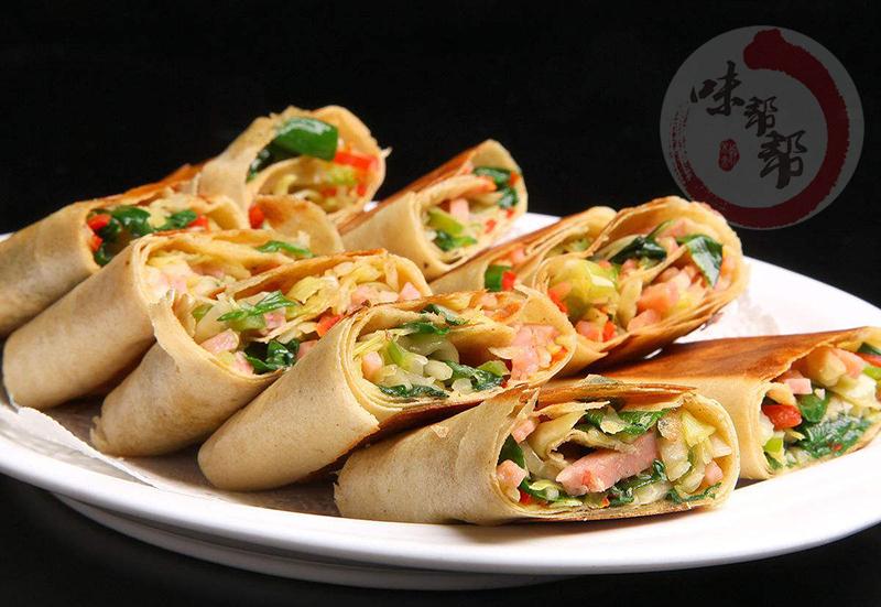 山东杂粮煎饼培训