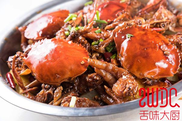 蟹肉煲技术培训