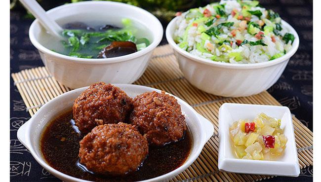 咸肉菜饭培训