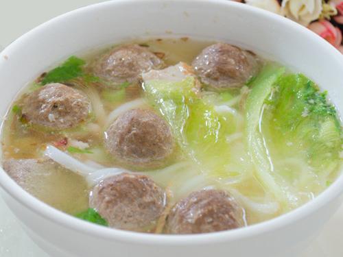 原味汤粉王培训